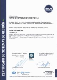 IRAM - ISO 9001:2008