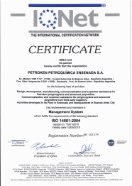 ISO 14001:2004 / IQNET