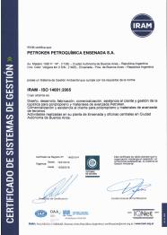 IRAM - ISO 14001:2005