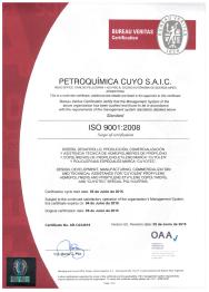 ISO 9001:2008 / OAA