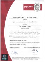 ISO 14001:2004 / OAA